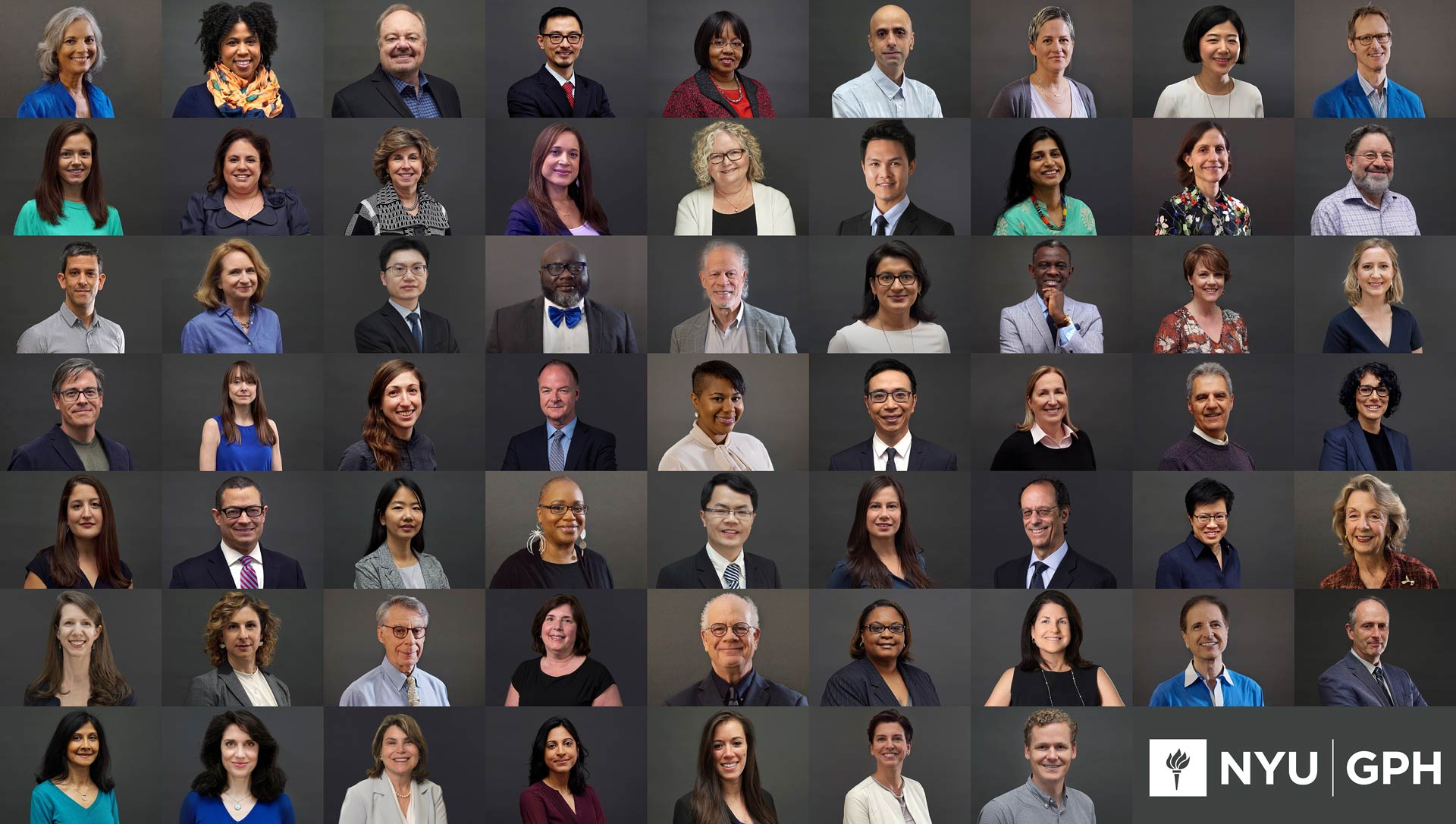 NYU GPH Faculty Photos