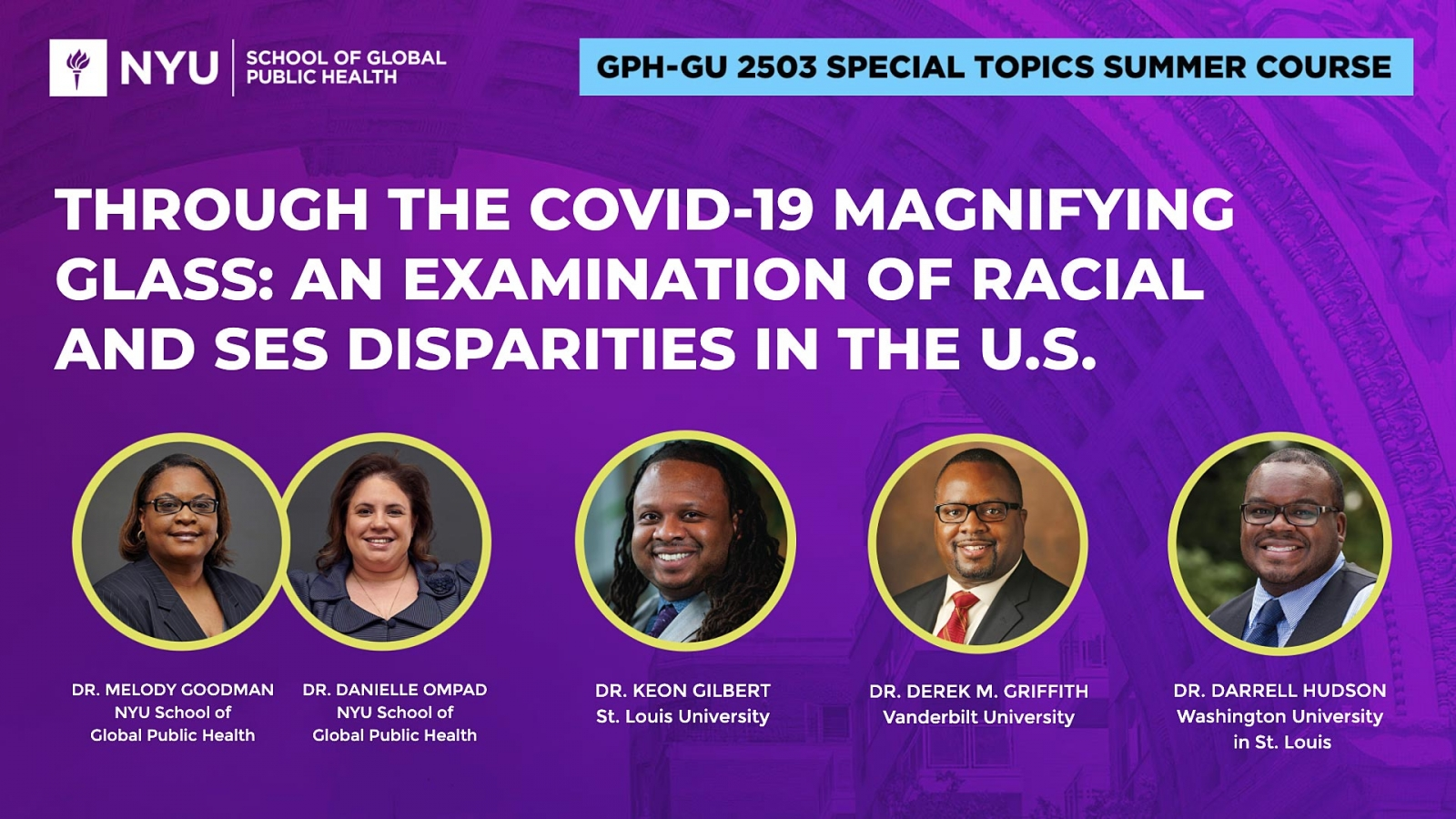 Through the COVID-19 Magnifying Glass: An Examination of Racial and SES Disparities in the United States
