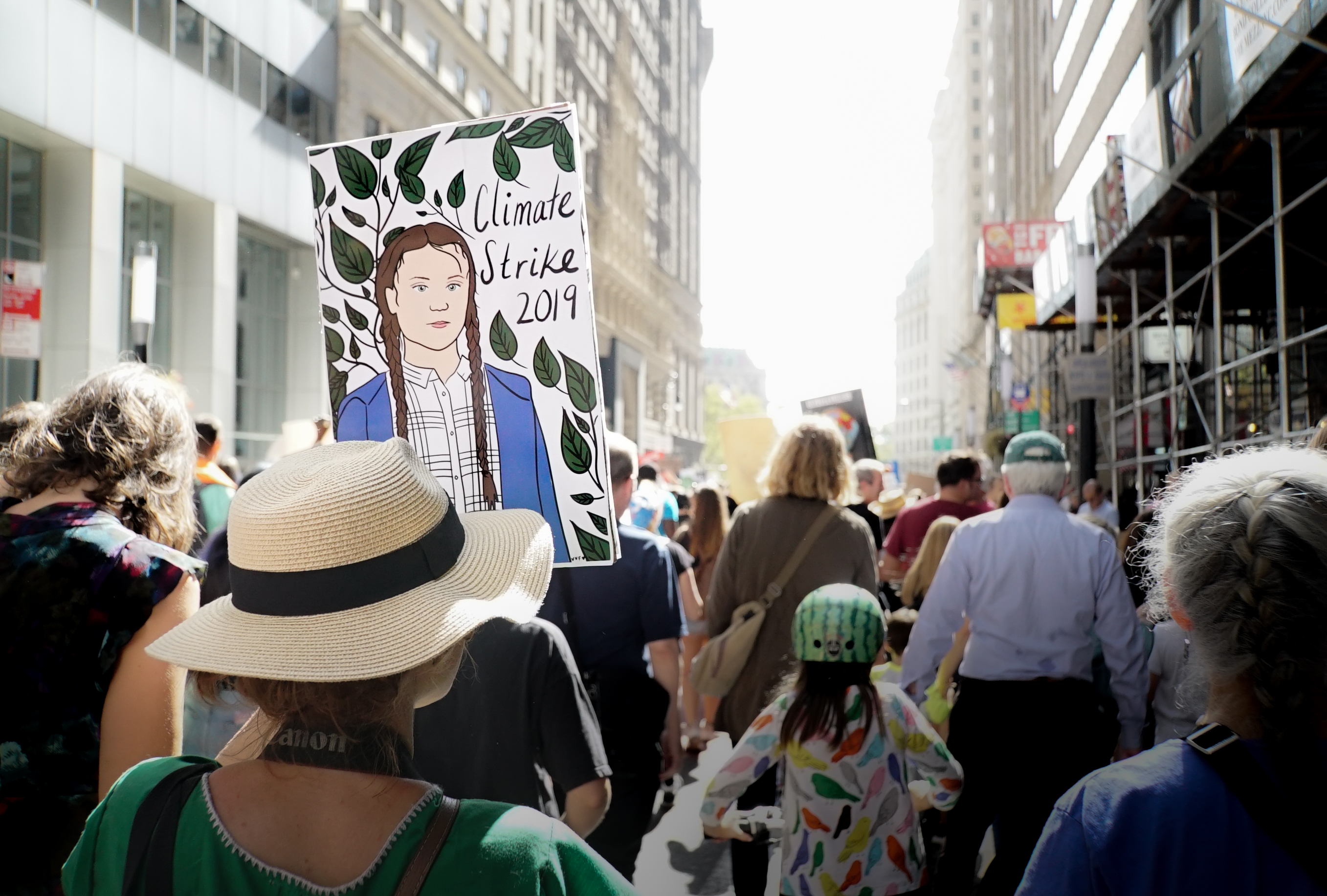 2019 NYC Climate Strike