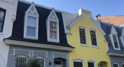 house fronts in georgetown