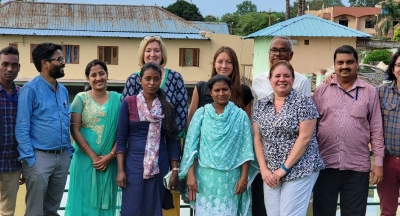 The Center for the Study of Complex Malaria in India Team