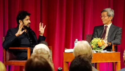 Q&A with Siddhartha Mukherjee, MD, DPhil