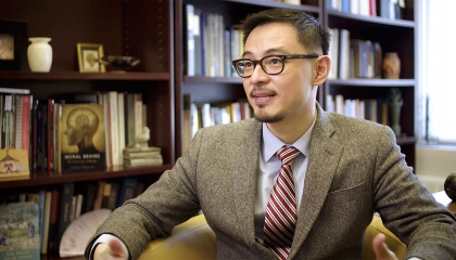 An Intro to Bioethics with S. Matthew Liao