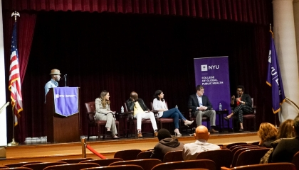 """After Rikers: Justice by Design"" Panel Discussion"