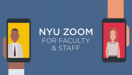 An Introduction to Zoom for Faculty and Staff