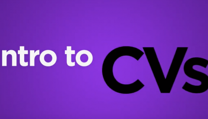 Intro to CVs