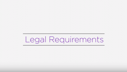 US Legal Requirements