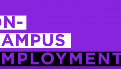 On Campus Employment Information