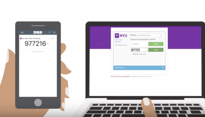 NYU Multi-Factor Authentication (MFA) Benefits