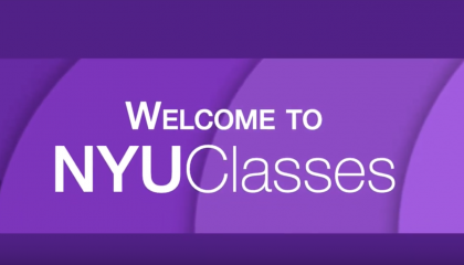 NYU Classes: A Student's Perspective