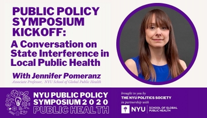 A Conversation on State Interference in Local Public Health