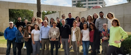 GPH J-Term course in Tel Aviv