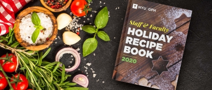 2020 Staff & Faculty Holiday Recipe Book